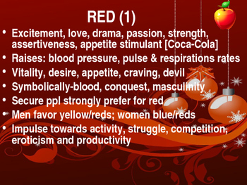 Color Symbolism PowerPoint Presentation