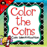 Color The Coins: A Coin Identification Activity