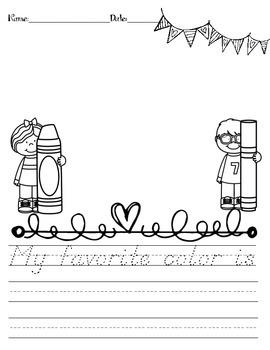 Color The Crayon