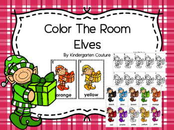 Color The Room - Elves