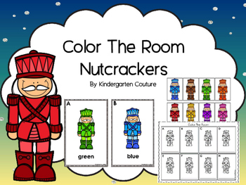 Color The Room Nutcrackers