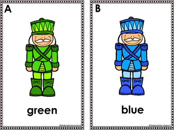 Color The Room Nutcrackers