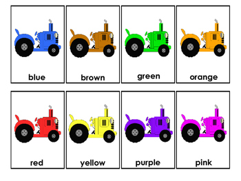 Color The Room -Tractor