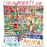 Color Theory Collaborative Monet-Inspired Mural