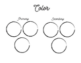 Color Theory Color Mixing Handout For beginners