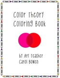 Color Theory Coloring Book