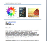 Color Theory Made Simple Unit: Understanding The Color Wheel