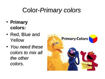 Color Theory PowerPoint!