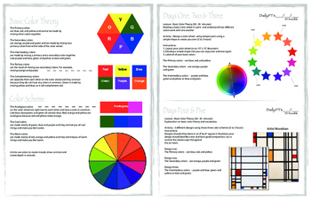 Color Theory Project Packet