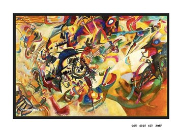 Color Theory Slideshow: Wassily Kandinsky. Art History for Kids!