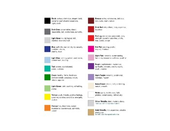 Color Theory Sneakers