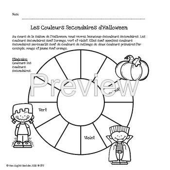 Color Theory: The Secondary Colors of Halloween