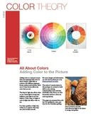 Color Theory Worksheets