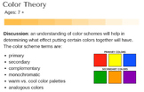 Color Theory in Visual Art