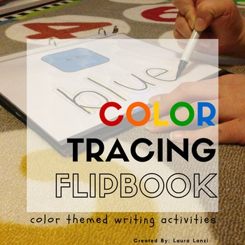 Color Tracing and Identification