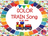Color Train Song by Dr. Jean