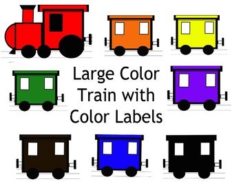 Train with Color Labels