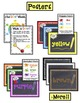 Color Unit: Literacy, Math, Writing, and Science (Plus Posters!)