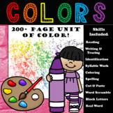 Color Unit - (One, Two, and All Color MASSIVE BUNDLE)