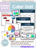 Color Unit Plan - A Science and Art Unit