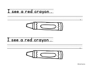 Color Unit Printable