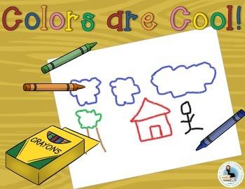 Color Unit for Preschool and Kindergarten