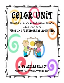 Color Unit for Primary Students