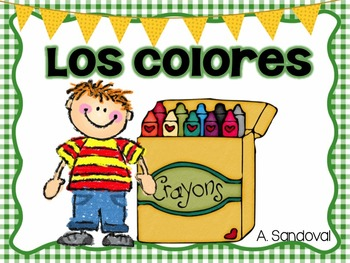 Color Unit in Spanish