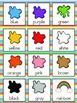 Color Vocabulary Cards
