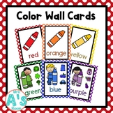 Color Wall Card Posters (Rainbow Dots)