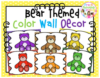 Color Wall Decor