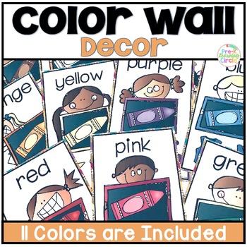 Color Wall Decor