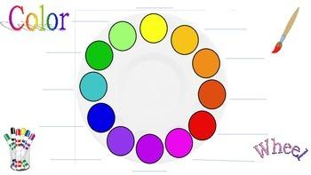 *ART* Color Wheel