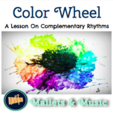 Color Wheel: A Lesson on Complementary Rhythms