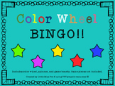 Color Wheel Bingo