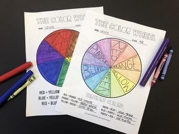 Color Wheel Bundle