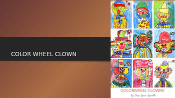 Color Wheel Clowns