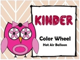 Color Wheel Kindergarten