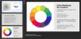 Color Wheel Motif Art Lesson