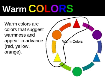 Color Wheel PowerPoint