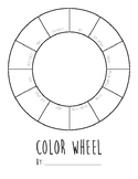 Color Wheel Practice
