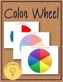 Color Wheel Pre-K Set