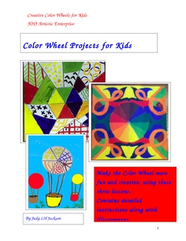 Color Wheel Projects Teaching Resources Teachers Pay Teachers