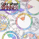 Color Wheel Spinners for Primary, Secondary, & Tertiary {Teach Color Theory}