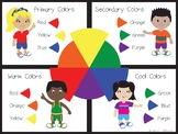 Color Wheel f. The Primary Kids