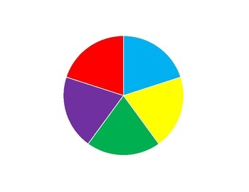 Color Wheels for Sorting Activities