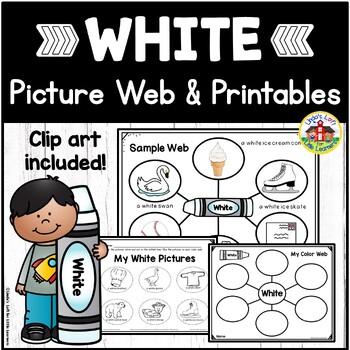 Color White Picture Web Activity
