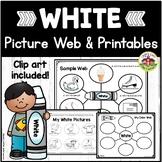 Color White Picture Web