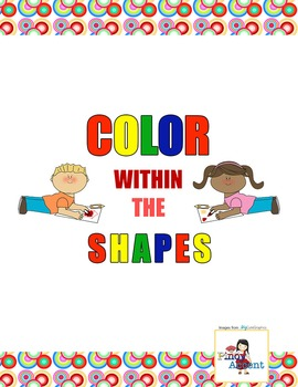 Color Within The Shapes