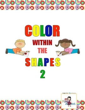 Color Within The Shapes 2